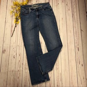 Old Navy Sweetheart Jeans Size 8R Bootcut